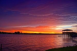Altus sunset