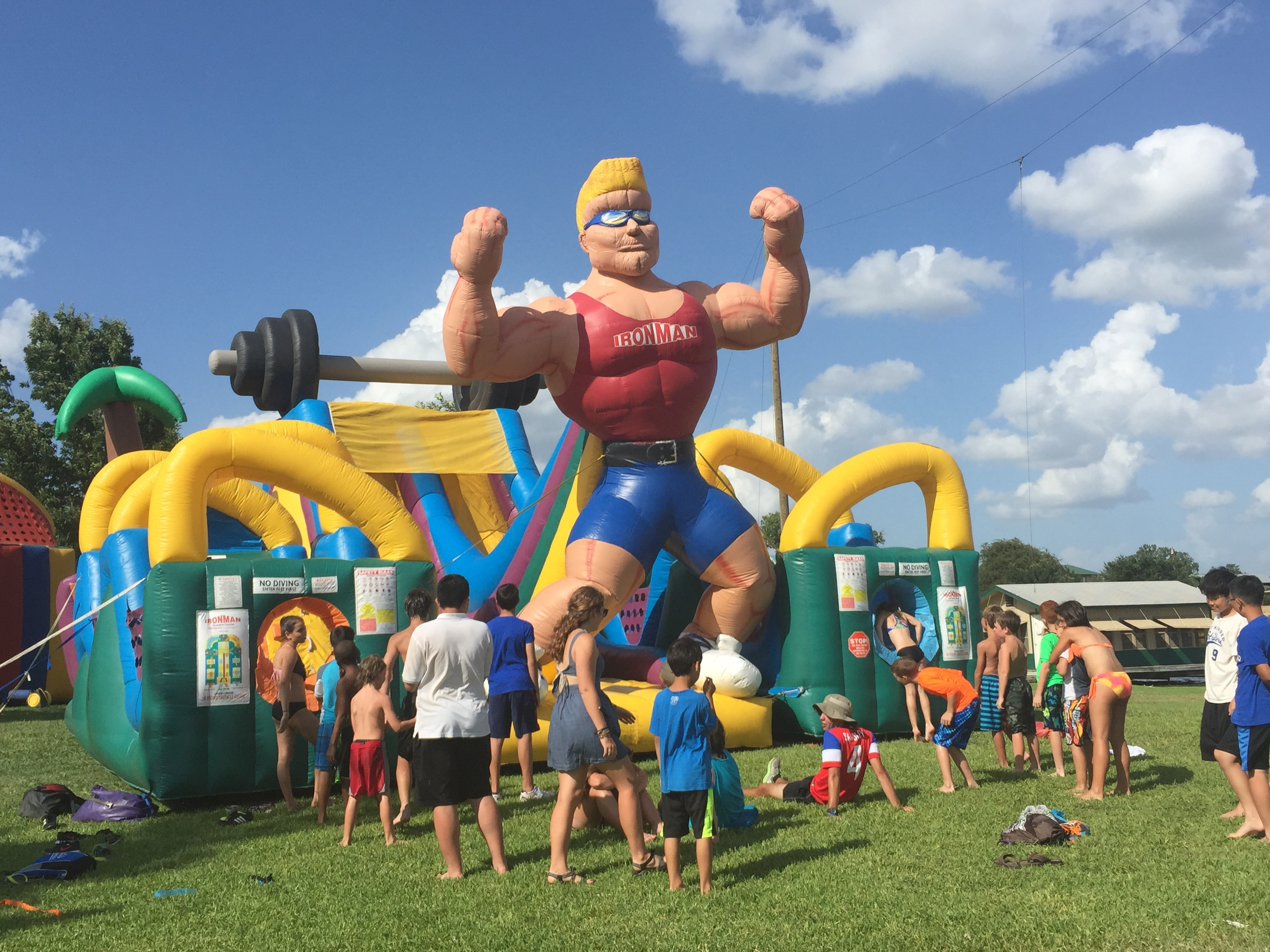 Inflatables_Ironman