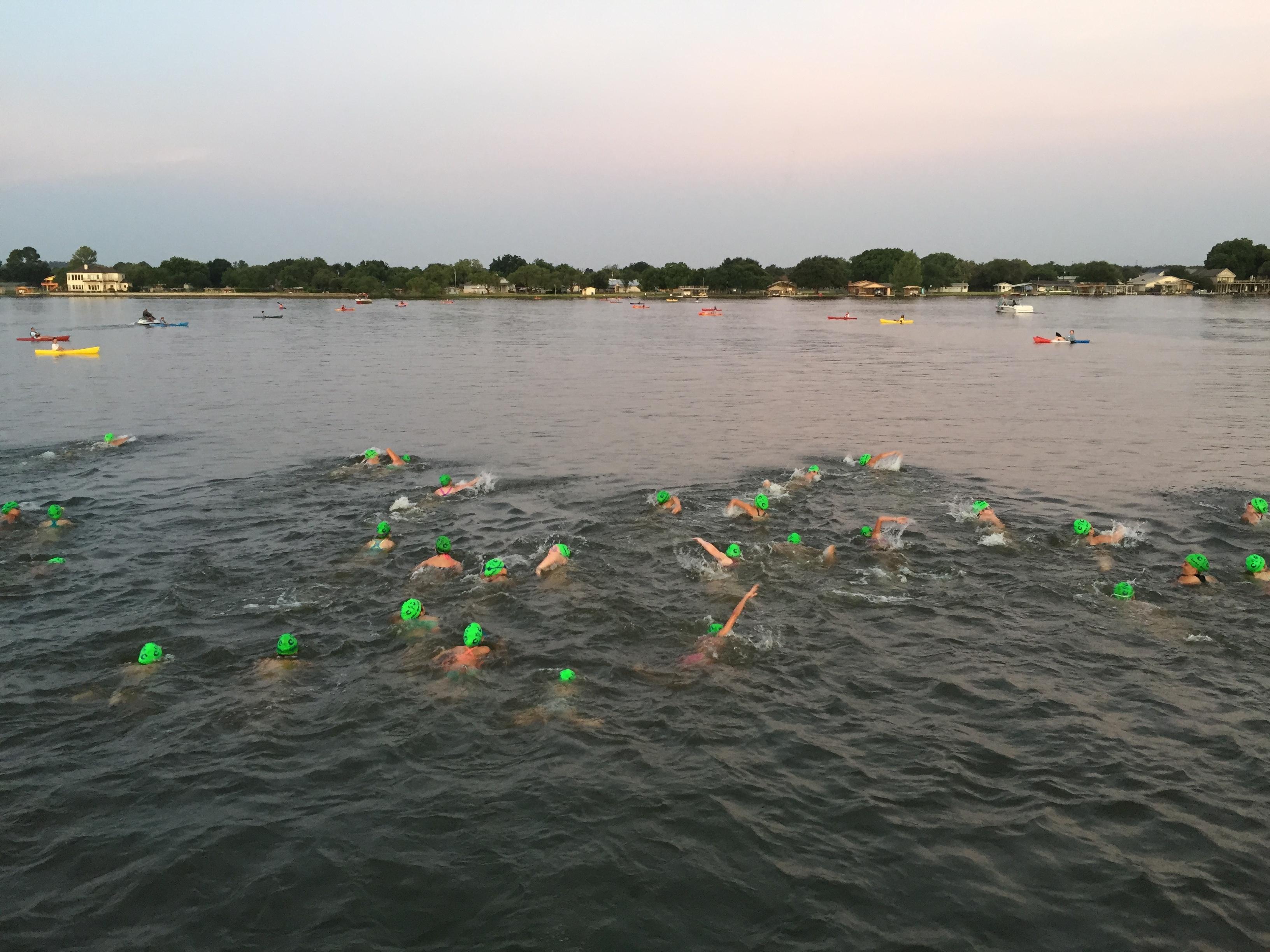 Lake Swim 3_15