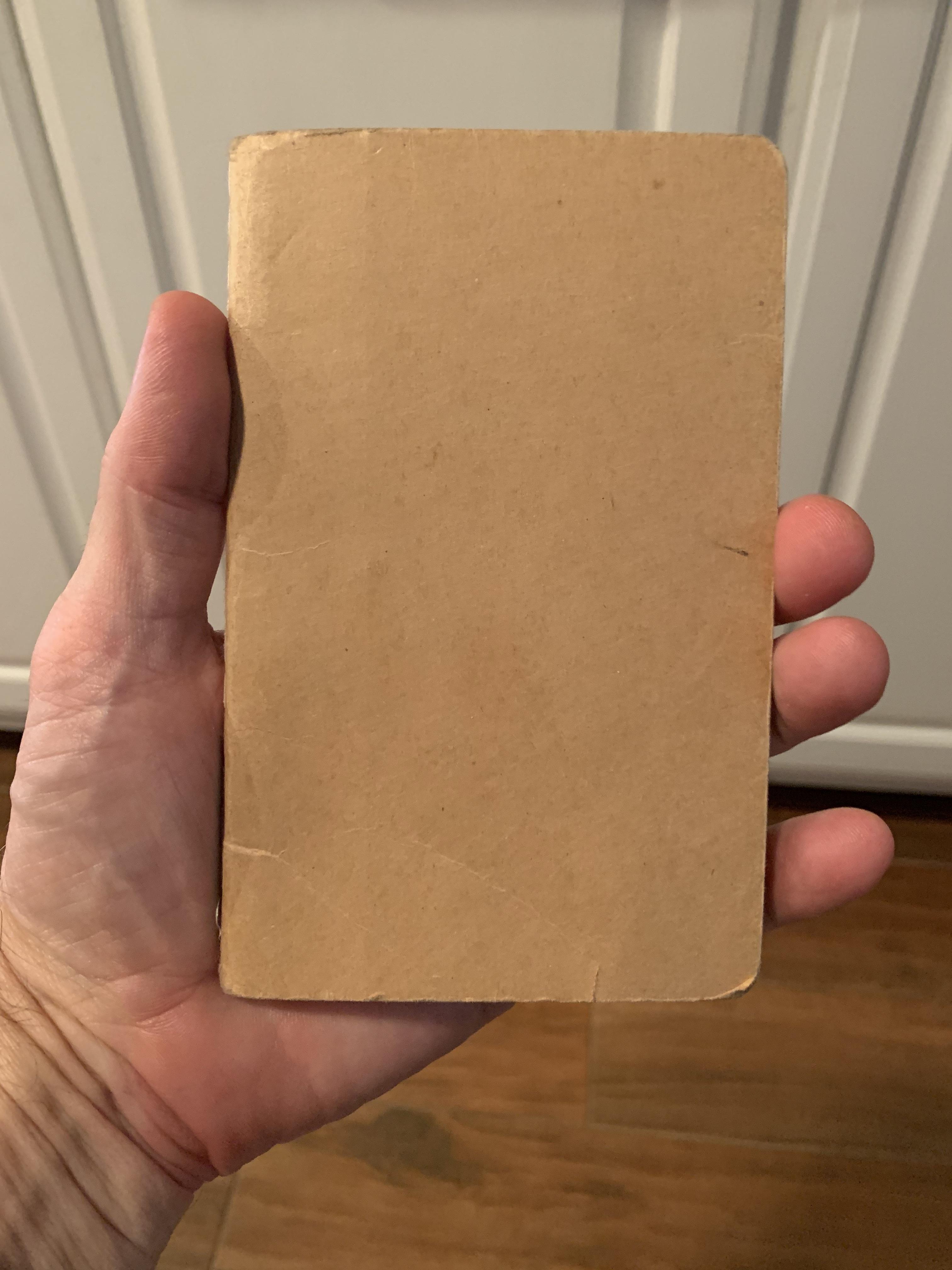 Liam Notebook